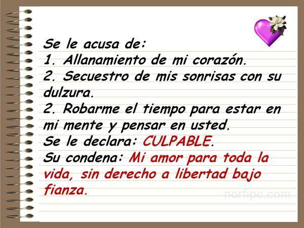 Frases De Amor Bonitas Y Romanticas Para Facebook