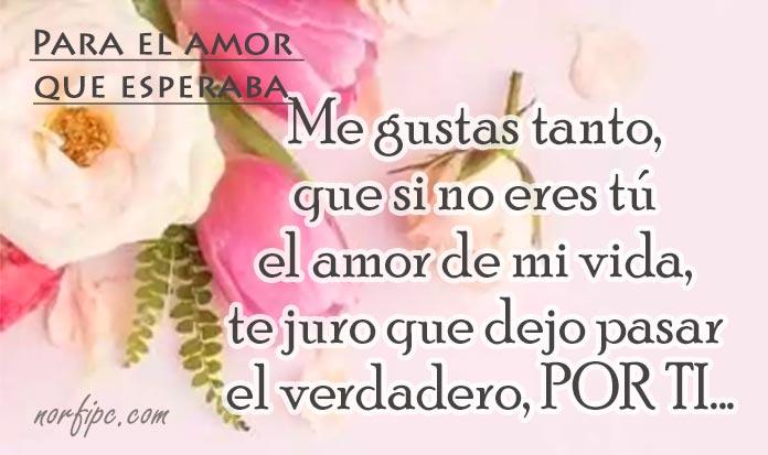 Frases Para El Amor Que Esperaba Y Al Fin Encontré