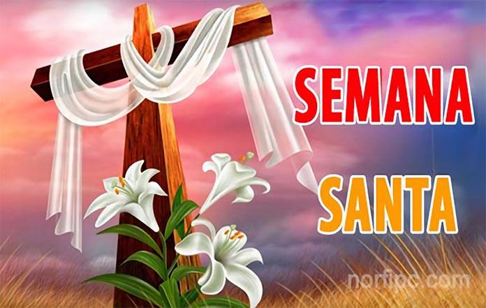 Días de la Semana Santa, celebraciones en esta fecha