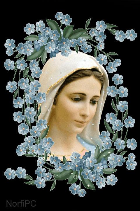 Imagenes De Jesucristo Y La Virgen Maria Para Fondos De Pantalla