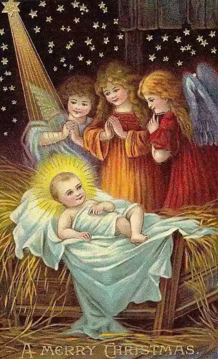 Fotos De Navidad Del Nino Jesus.Imagenes Del Nacimiento Del Nino Jesus