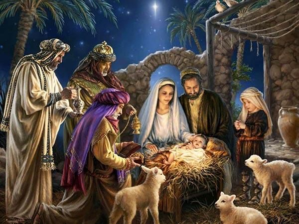 Imágenes Del Nacimiento Del Niño Jesús