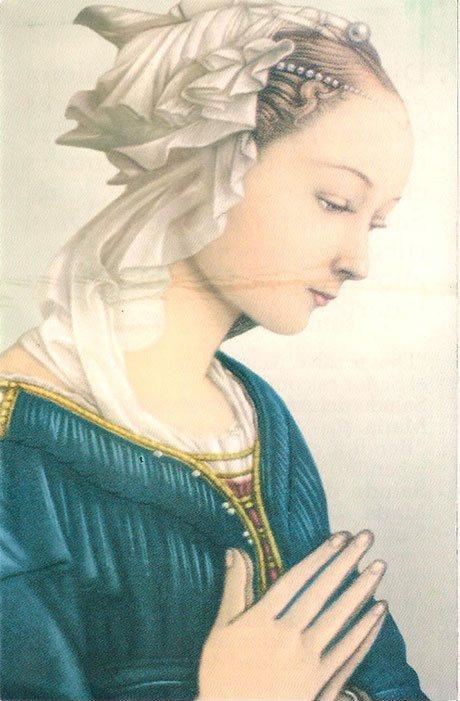 Imágenes de la Santísima Virgen María para descargar e