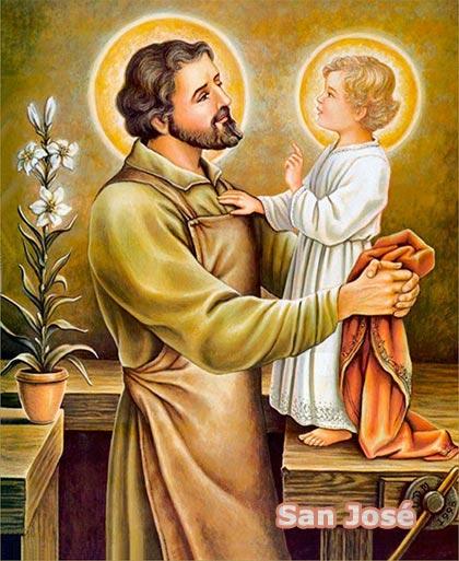 Oraciones cristianas a San José