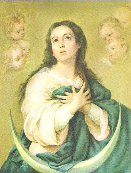 Imágenes de la Santísima Virgen María para descargar e ...