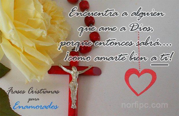 Frases Cristianas De Amor Para Enamorados
