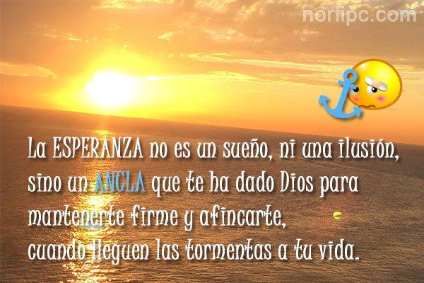 Frases De Esperanza Y Fe En Dios
