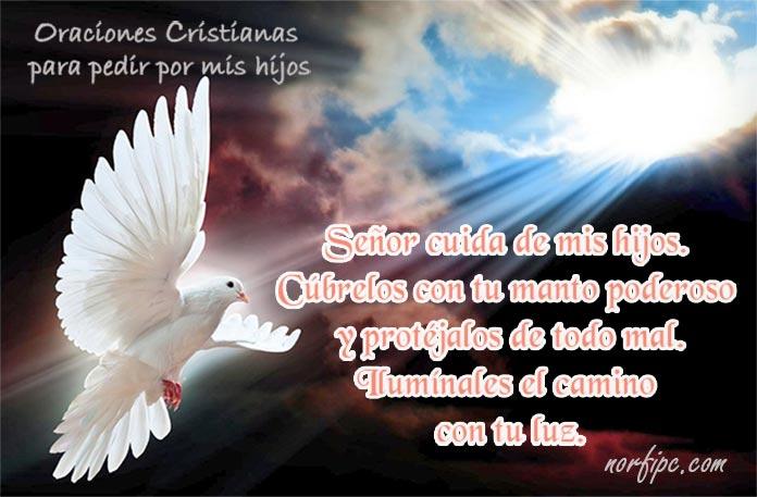 Oraciones Para Pedirle A Dios Salud Para Mis Hijos