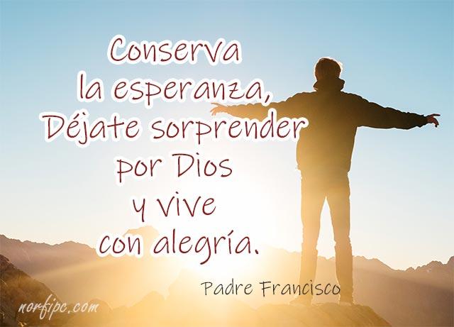 Frases Y Pensamientos Del Padre Francisco