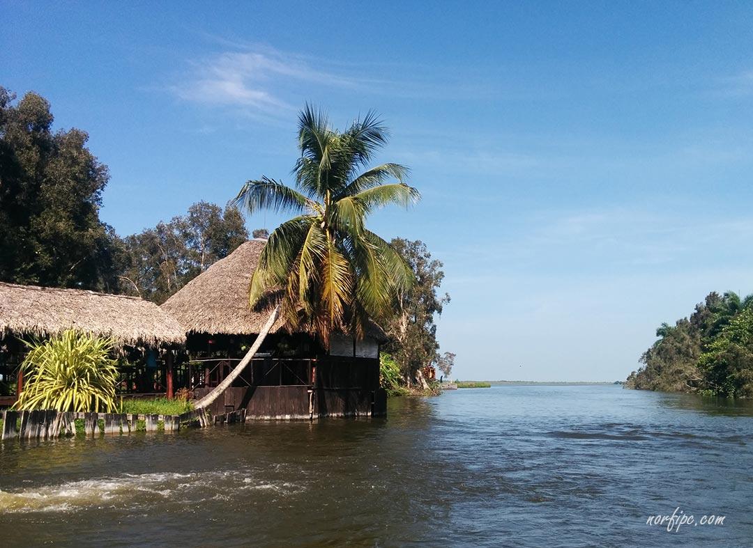 Sitios naturales Reservas de la Biosfera en Cuba
