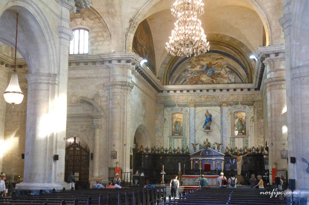 Resultado de imagen de catedral de la habana cuba