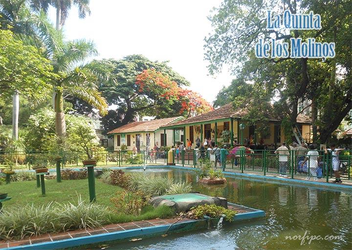 La quinta de los molinos en la habana for Como llegar a jardines de la reina cuba