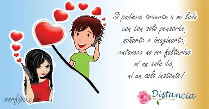 Mensajes De Amor Para Dos Separados Distantes Y Lejanos