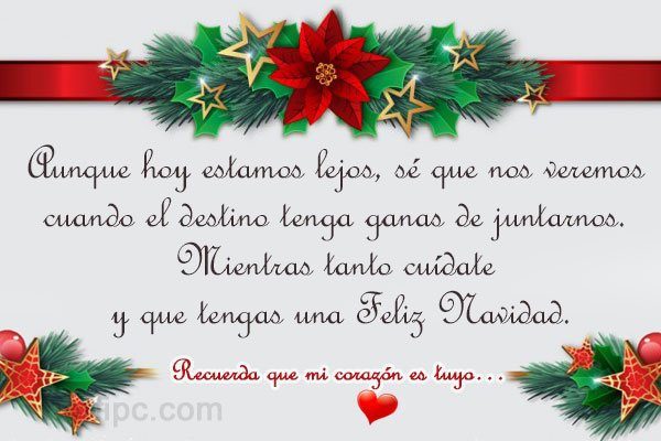 Felicitaciones de navidad para alguien especial