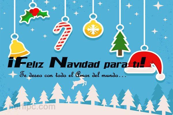Deseos Para Feliz Navidad.Mensajes E Imagenes De Felicitacion Para Navidad