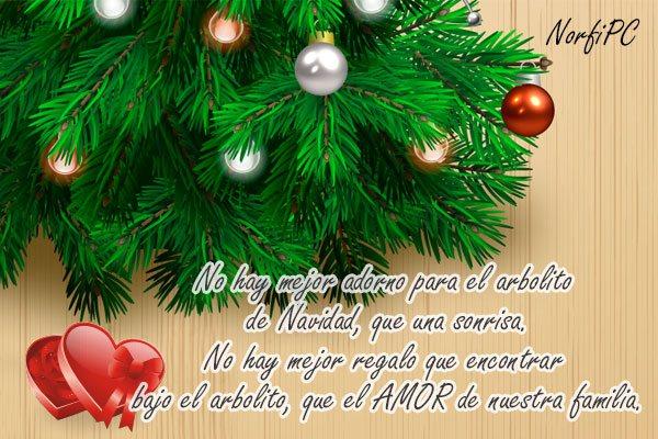 Felicitaciones De Navidad Para Postales.Frases Y Postales Para Felicitar En Navidad Fin De Ano Y