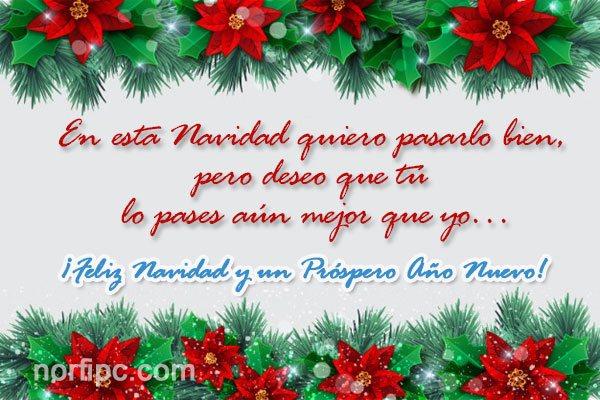 Mensajes E Imagenes De Felicitacion Para Navidad