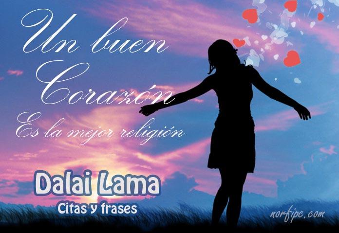 Dalai Lama Sus Citas Frases Y Pensamientos Más Famosos