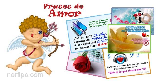 Frases de Facebook, de amor, bonitas, para enviar y poner en tu muro