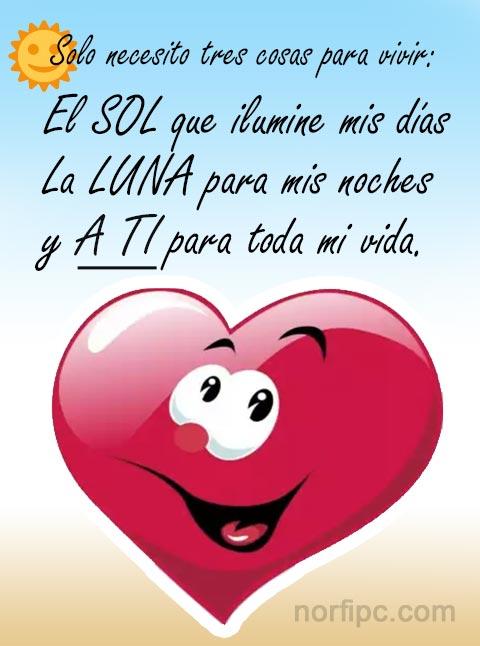 Frases De Facebook De Amor Lindas Para Enviar Y Poner En Tu Muro