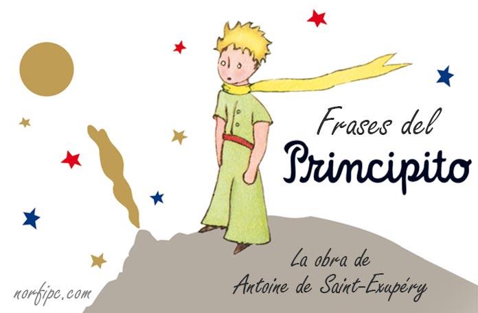 Frases Del Libro El Principito O Pequeño Príncipe