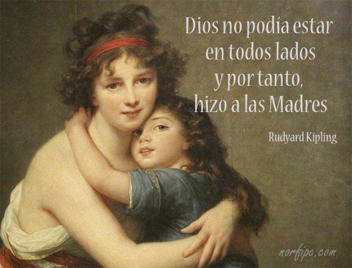Citas Y Frases Célebres Dedicadas A La Madre