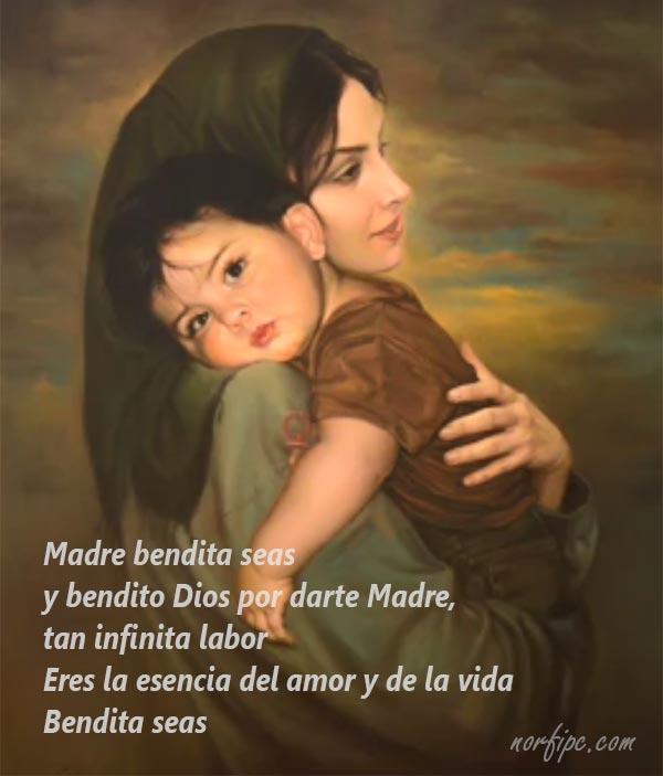 Pensamientos Y Poesía Sobre El Amor De Madre