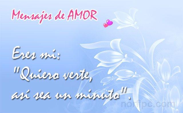 Mensajes De Amor Para Decirle Que Le Quiero Y Me Hace Falta