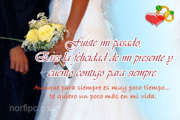 Frases De Amor Para Mi Prometida O Prometido