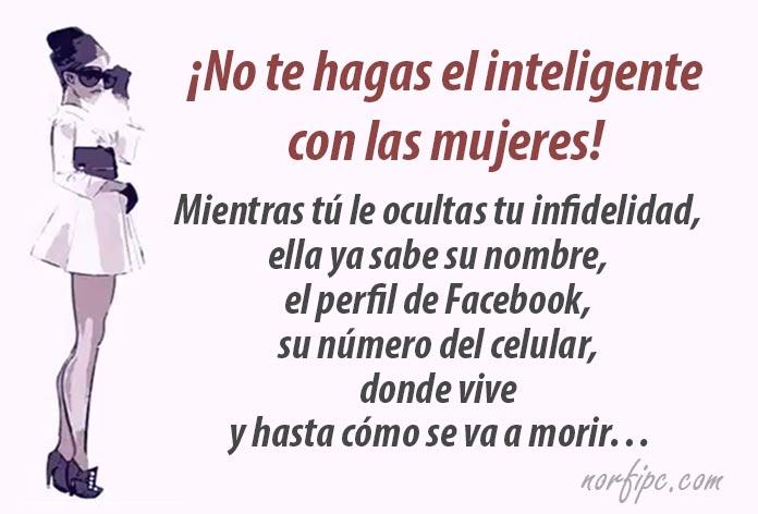 Frases Dichos Y Cosas De Mujeres Para Facebook