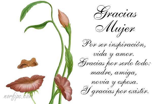 Palabras Bonitas De Admiracion Para Dedicar A Una Mujer
