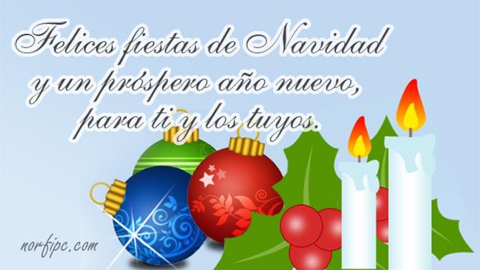 tarjetas navideas y para un nuevo ao feliz