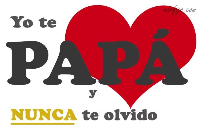 Palabras Bonitas Y Mensajes Para Felicitar El Dia Del Padre