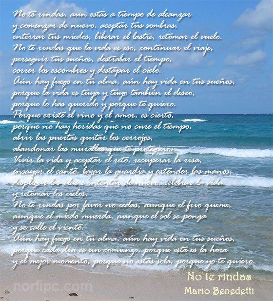 Poemas de amor los mas famosos