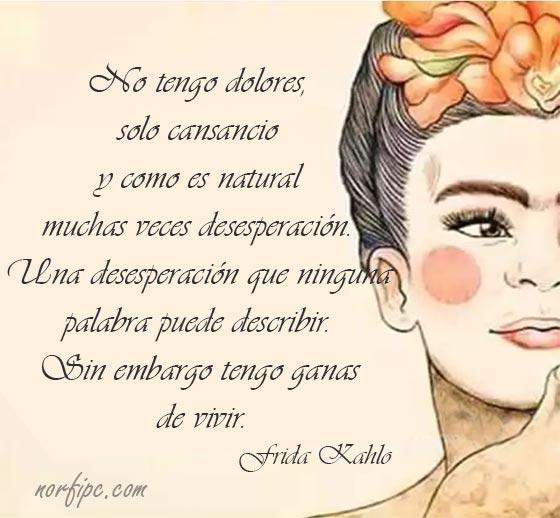 Frases Y Poemas De Amor De Frida Kahlo