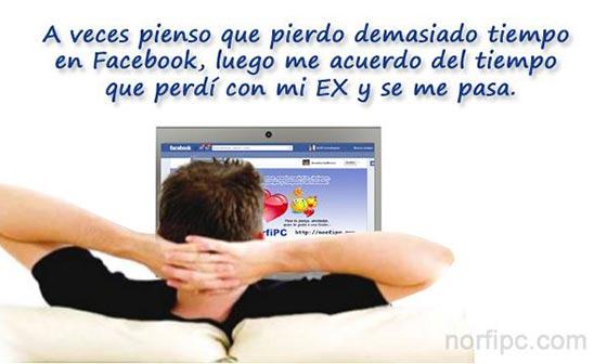 Imágenes con indirectas para Facebook - Lo nuevo de hoy