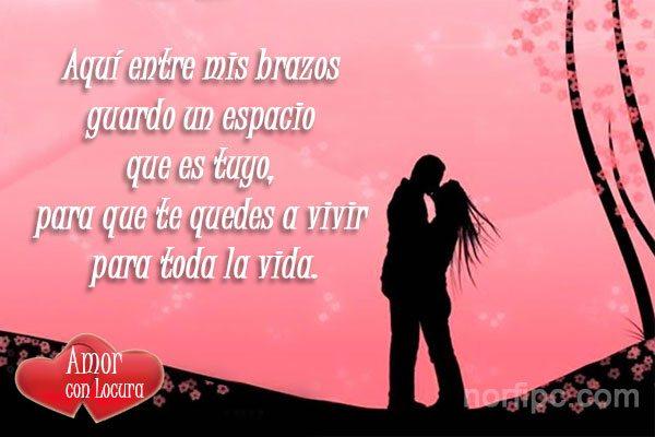 Frases Para Confesar La Locura De Mi Amor Enamorado
