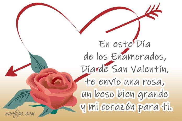Frases De Amor Para El Día De Los Enamorados O San Valentín