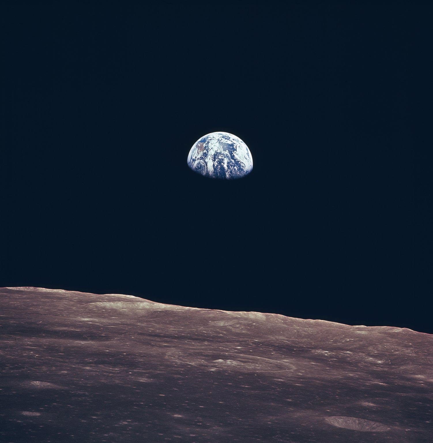 earth from the moon - 990×1012