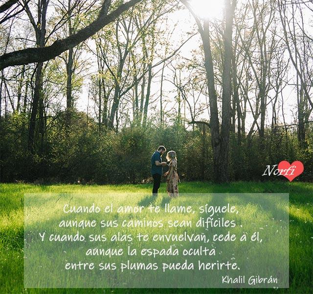 Frases De Amor Y Pensamientos De Khalil Gibrán