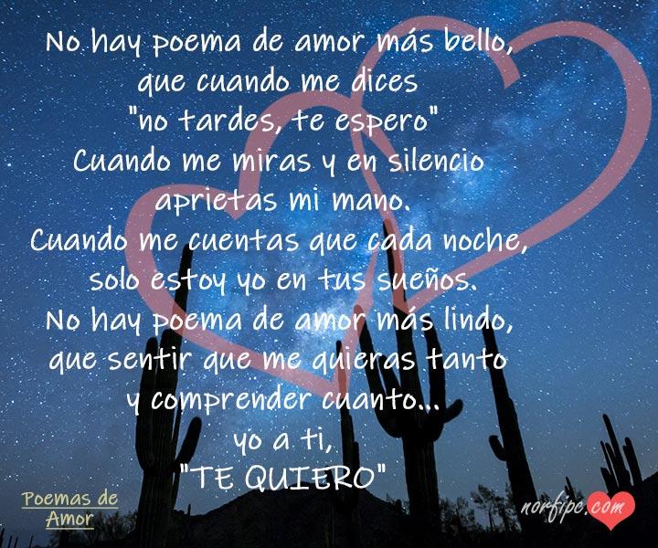 El Poema Más Bello De Amor Eres Tú