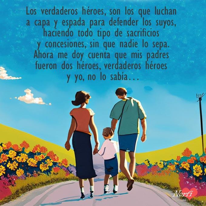 Palabras De Amor Y Cariño Para Mis Padres