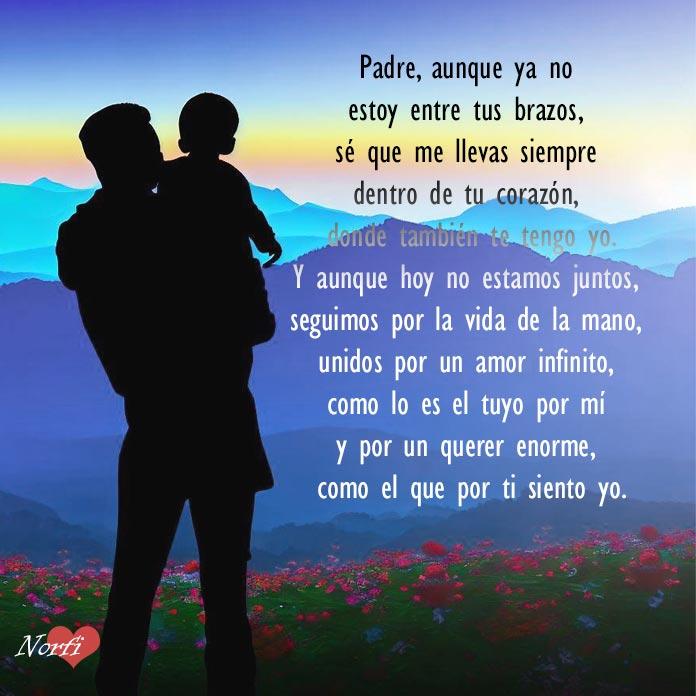 Letras Para Dedicar A Mi Padre Que Quiero Mucho