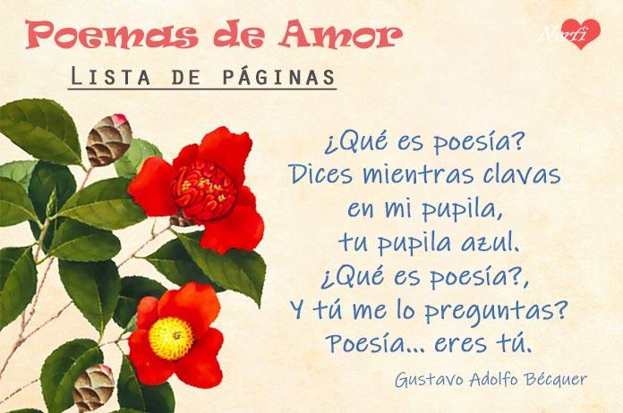 Todas Las Páginas Con Poemas Versos Y Poesía De Amor De Norfipc