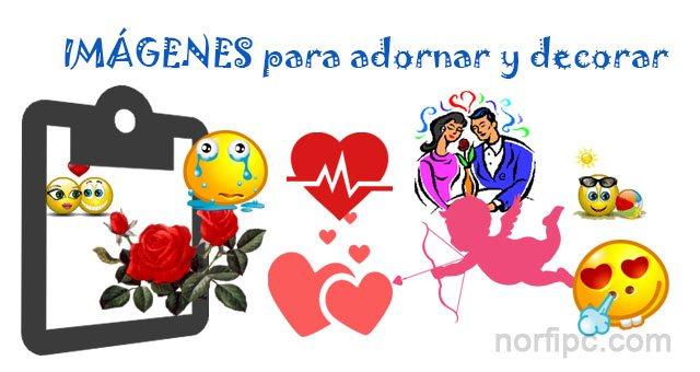 Iconos im genes gif png y svg para adornar y decorar - Figuras para decorar ...
