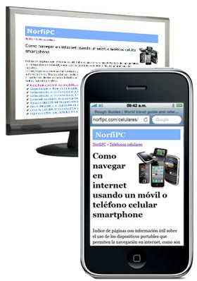 How to make a website compatible with mobile phones and other mobile devices