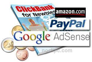 Hacer dinero en internet insertando publicidad en las páginas web