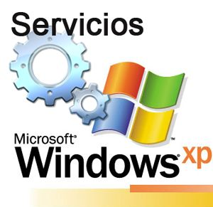 Servicios de Windows XP