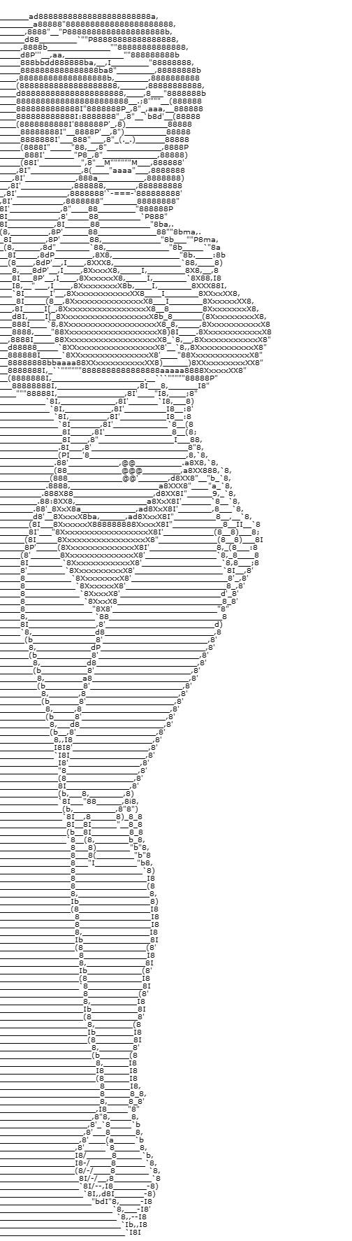 Ejemplos de dibujos y figuras del arte ASCII para usar en Facebook