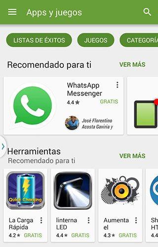 Sitios Con Aplicaciones Para Android Los Mas Importantes Y Populares